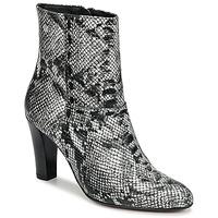 Topánky Ženy Čižmičky Betty London HAYA Hadí vzor