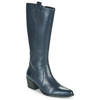 Topánky Ženy Čižmy do mesta Betty London HERINE Modrá