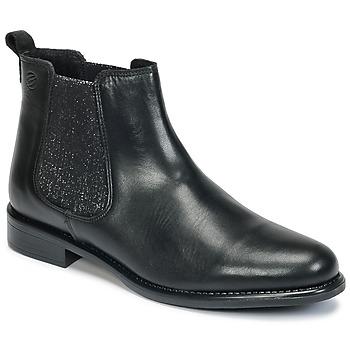 Topánky Ženy Polokozačky Betty London HAYATI Čierna