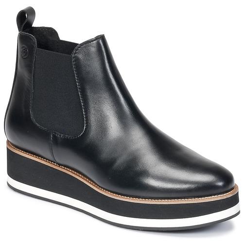Topánky Ženy Polokozačky Betty London HIRO Čierna