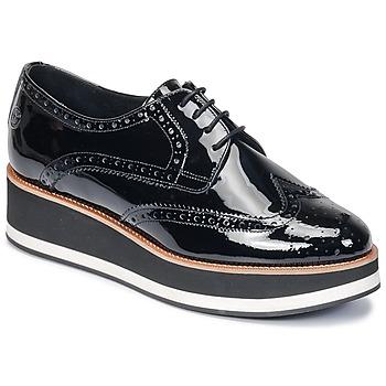 Topánky Ženy Derbie Betty London HENRIETTE Čierna