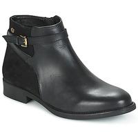 Topánky Ženy Polokozačky Hush puppies CRISTY čierna