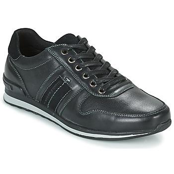 Topánky Muži Nízke tenisky Hush puppies PISHUP čierna