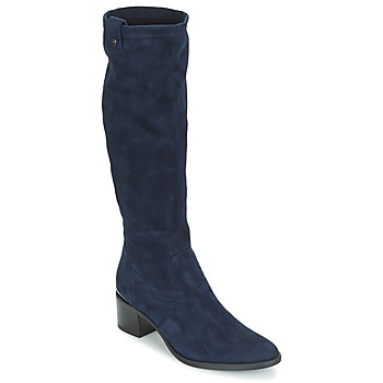 Topánky Ženy Čižmy do mesta JB Martin ENCRE Námornícka modrá
