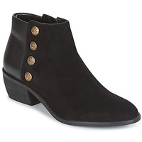 Topánky Ženy Čižmičky Dune London PANELLA Čierna