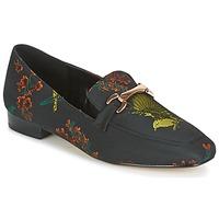 Topánky Ženy Mokasíny Dune London LOLLA Čierna