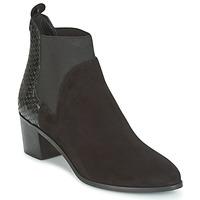 Topánky Ženy Čižmičky Dune London OPRENTICE Čierna