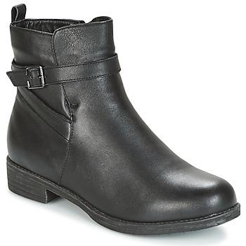 Topánky Ženy Polokozačky Wildflower MADRIEL čierna