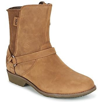 Topánky Ženy Polokozačky Teva DE LA VINA DOS Hnedá