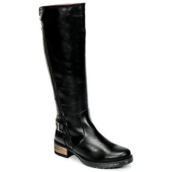 Topánky Ženy Čižmy do mesta Casual Attitude HAPO čierna