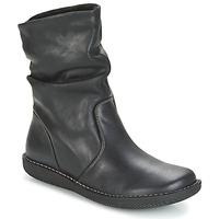 Topánky Ženy Polokozačky Casual Attitude FILLY Čierna