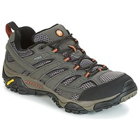 Topánky Muži Turistická obuv Merrell MOAB 2 GTX šedá