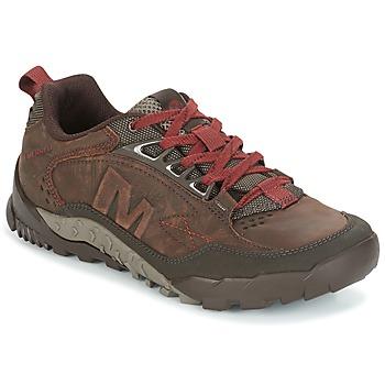 Topánky Muži Univerzálna športová obuv Merrell ANNEX TRAK LOW Hnedá