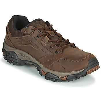 Topánky Muži Turistická obuv Merrell MOAB VENTURE LACE Hnedá