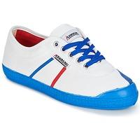 Topánky Muži Nízke tenisky Kawasaki BASIC FANTASY Biela / Modrá