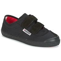 Topánky Deti Nízke tenisky Kawasaki BASIC V KIDS Čierna