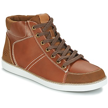 Topánky Muži Členkové tenisky Skechers MENS USA ťavia hnedá