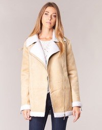 Oblečenie Ženy Kabáty Betty London HARMI Béžová