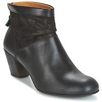 Topánky Ženy Čižmičky Kickers SEETY čierna