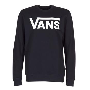 Oblečenie Muži Mikiny Vans VANS CLASSIC CREW Čierna