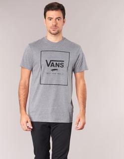 Oblečenie Muži Tričká s krátkym rukávom Vans PRINT BOX Šedá