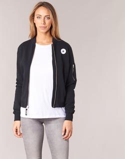 Oblečenie Ženy Saká a blejzre Converse CORE MA-1 BOMBER Čierna
