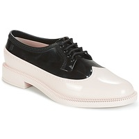 Topánky Ženy Derbie Melissa CLASSIC BROGUE AD. Ružová / Čierna