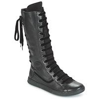 Topánky Ženy Čižmy do mesta Pataugas JINA čierna
