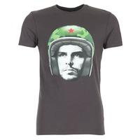 Oblečenie Muži Tričká s krátkym rukávom Le Temps des Cerises CUBA šedá