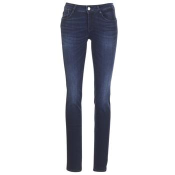 Oblečenie Ženy Rovné džínsy Le Temps des Cerises PULP REGULAR Modrá