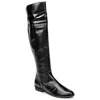 Topánky Ženy Vysoké čižmy So Size HOLA Čierna