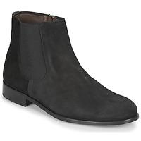 Topánky Muži Polokozačky So Size HUPA Čierna