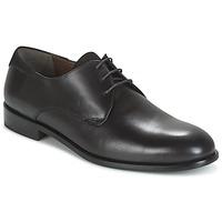 Topánky Muži Derbie So Size HUPO Čierna