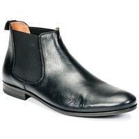 Topánky Muži Polokozačky Brett & Sons GENOVA Čierna