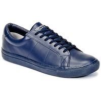 Topánky Muži Nízke tenisky Hackett MYF STRATTON Modrá
