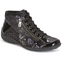 Topánky Ženy Členkové tenisky Remonte Dorndorf DORA čierna