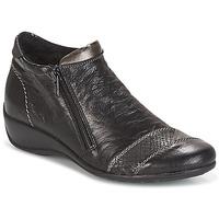 Topánky Ženy Polokozačky Remonte Dorndorf LOUNA čierna