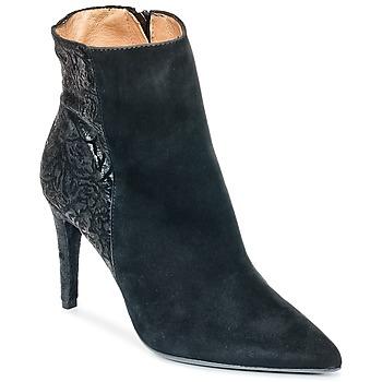 Topánky Ženy Čižmičky Fericelli HOLGI Čierna