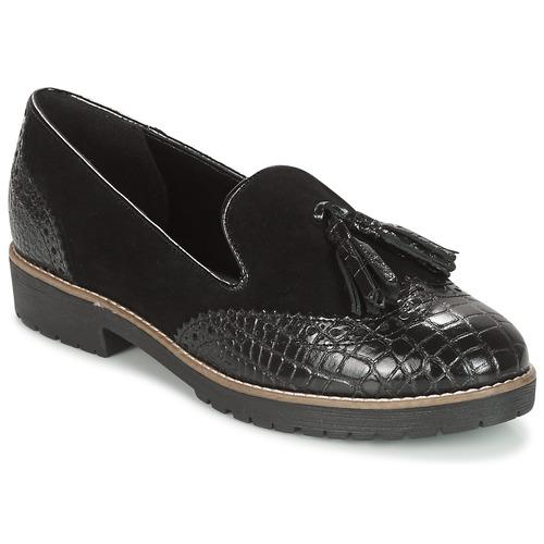 Topánky Ženy Balerínky a babies Dune London Gilmore Čierna