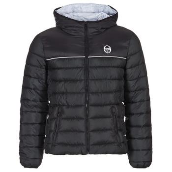 Oblečenie Muži Vyteplené bundy Sergio Tacchini ELBOW JACKET Čierna