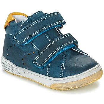 Topánky Chlapci Členkové tenisky Babybotte ANTILLES Modrá