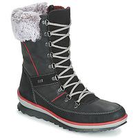 Topánky Ženy Obuv do snehu Rieker BISKA Čierna