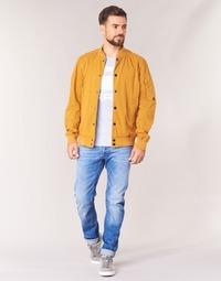 Oblečenie Muži Džínsy Slim G-Star Raw ARC 3D SLIM Lt / Aged / Itano / Stretch / Denim