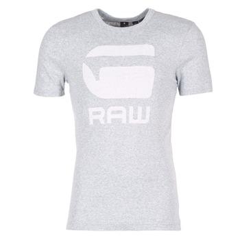 Oblečenie Muži Tričká s krátkym rukávom G-Star Raw DRILLON Šedá