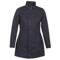 Oblečenie Ženy Parky G-Star Raw MINOR CLASSIC PADDED SLIM COAT Čierna