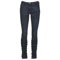 Oblečenie Ženy Džínsy Skinny G-Star Raw 5620 STAQ 3D MID SKINNY WMN Námornícka modrá