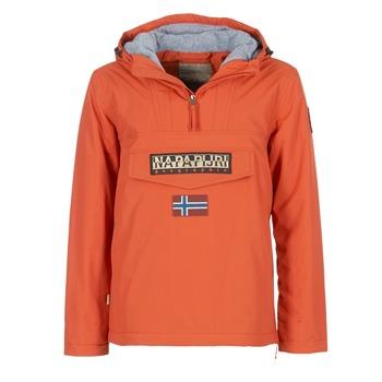 Oblečenie Muži Parky Napapijri RAINFOREST Oranžová
