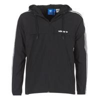 Oblečenie Muži Vetrovky a bundy Windstopper adidas Originals 3 STRIPED WB čierna