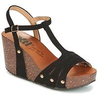 Topánky Ženy Sandále Xti  Čierna
