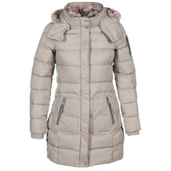 Oblečenie Ženy Vyteplené bundy Esprit ARDA Hnedošedá